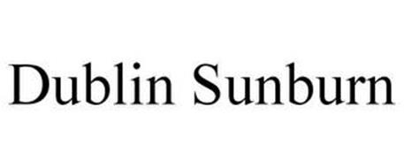 DUBLIN SUNBURN