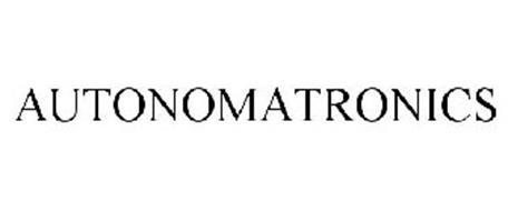 AUTONOMATRONICS