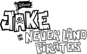 DISNEY JAKE AND THE NEVER LAND PIRATES