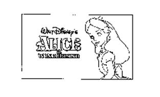 WALT DISNEY'S ALICE IN WONDERLAND