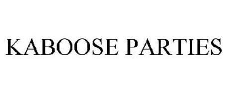 KABOOSE PARTIES