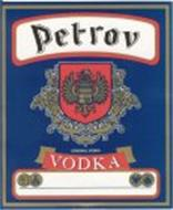 PETROV ORIGINAL VODKA VODKA