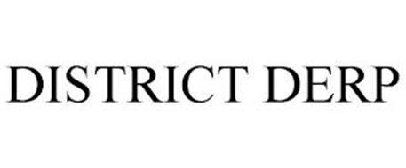 DISTRICT DERP