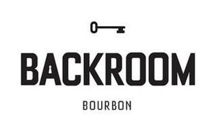 BACKROOM BOURBON