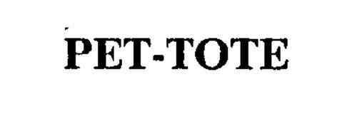 PET-TOTE