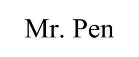 MR. PEN