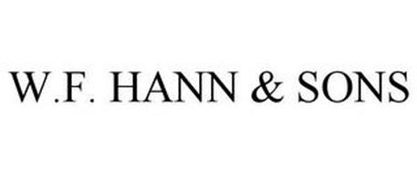 W.F. HANN & SONS