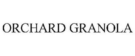 ORCHARD GRANOLA