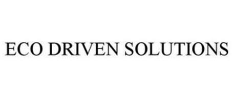 ECO DRIVEN SOLUTIONS