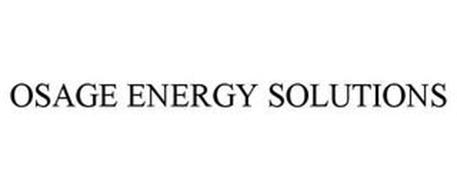 OSAGE ENERGY SOLUTIONS