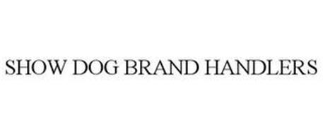 SHOW DOG BRAND HANDLERS