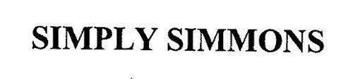 SIMPLY SIMMONS