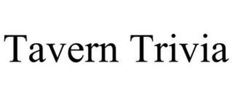 TAVERN TRIVIA