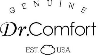 GENUINE DR. COMFORT EST. USA