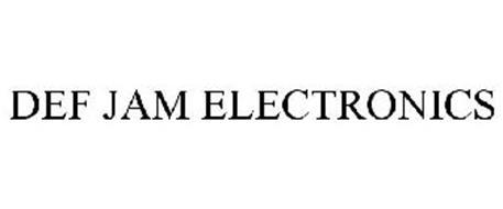 DEF JAM ELECTRONICS