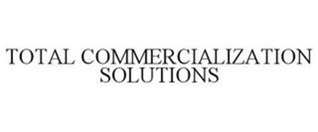 TOTAL COMMERCIALIZATION SOLUTIONS