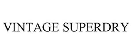 VINTAGE SUPERDRY