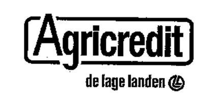 AGRICREDIT DE LAGE LANDEN