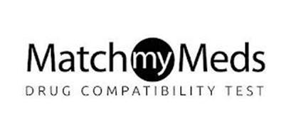 MATCH MY MEDS DRUG COMPATIBILITY TEST