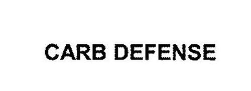 CARB DEFENSE