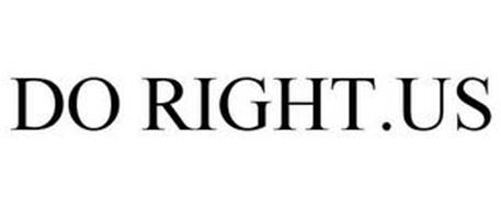 DO RIGHT.US