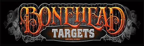 BONEHEAD TARGETS FROM DO-ALL OUTDOORS