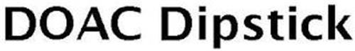 DOAC DIPSTICK