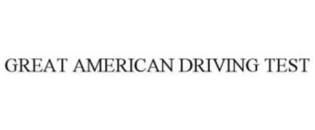 GREAT AMERICAN DRIVING TEST