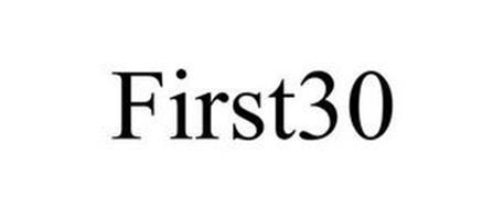 FIRST30