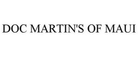 DOC MARTIN'S OF MAUI