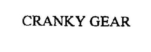 CRANKY GEAR