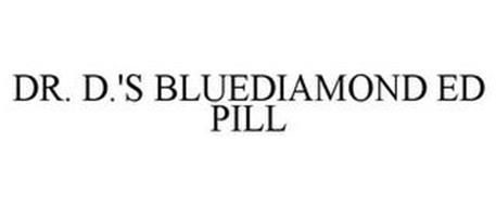 DR. D.'S BLUEDIAMOND ED PILL
