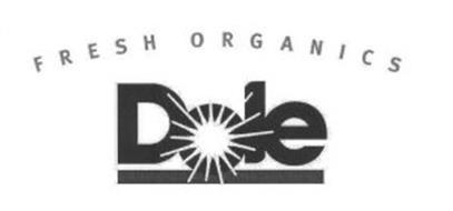 FRESH ORGANICS DOLE