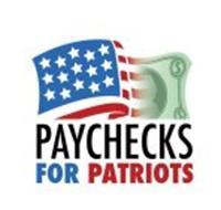 PAYCHECKS FOR PATRIOTS