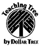 1 TEACHING TREE BY DOLLAR TREE