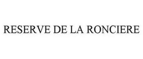 RESERVE DE LA RONCIERE