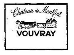 CHATEAU DE MONTFORT VOUVRAY
