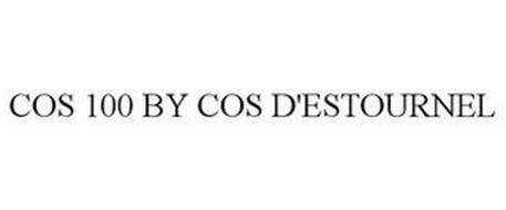 COS 100 BY COS D'ESTOURNEL