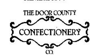 THE DOOR COUNTY CONFECTIONERY CO.