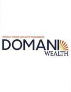 ADVICE TODAY, SECURITY TOMORROW. DOMANIWEALTH