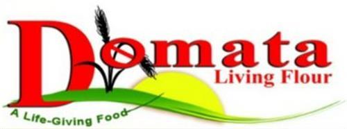 DOMATA LIVING FLOUR A LIFE-GIVING FOOD