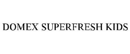 DOMEX SUPERFRESH KIDS