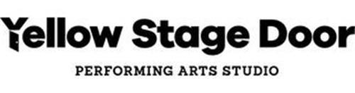 YELLOW STAGE DOOR PERFORMING ARTS STUDIO
