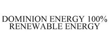 DOMINION ENERGY 100% RENEWABLE ENERGY