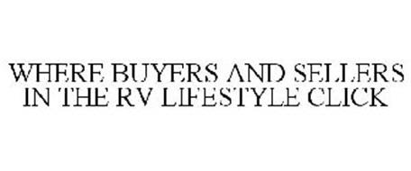 WHERE BUYERS AND SELLERS IN THE RV LIFESTYLE CLICK