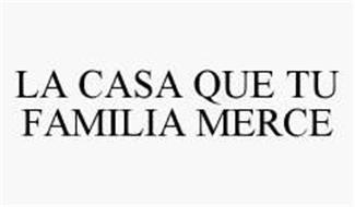 LA CASA QUE TU FAMILIA MERECE