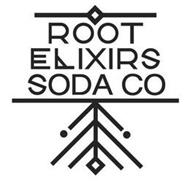 ROOT ELIXIRS SODA CO