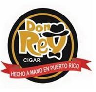 DON REY CIGARS HECHO A MANO EN PUERTO RICO