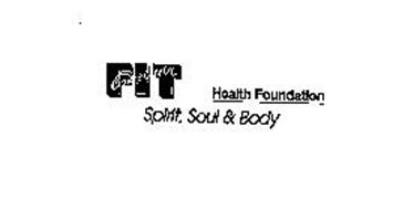 COMPLETELY FIT HEALTH FOUNDATION SPIRIT, SOUL & BODY