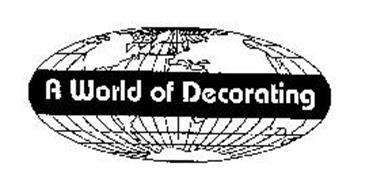 A WORLD OF DECORATING